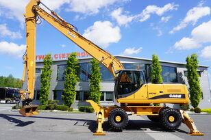 bager goseničar CASE WX240 , 23t , LONG REACH 16m , 4k MTH , hydraulic bucket , joyst