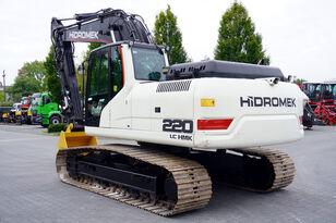 bager goseničar HIDROMEK  CRAWLER EXCAVATOR HIDROMEK HMK220LC-4 / 23t