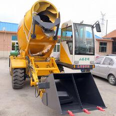 nov bager na kolesih LUZUN selfloading concrete mixer