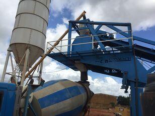 nova betonarna CONMACH MobKing-60 Concrete Mobile Batching Plant - 50 m3/h