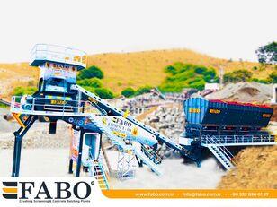 nova betonarna FABO COMPACT-110 CONCRETE PLANT   CONVEYOR TYPE