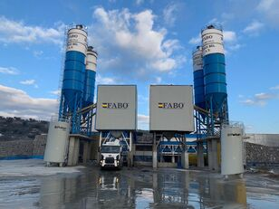 nova betonarna FABO POWERMIX-200 NOUVELLE SYSTEME D'INSTALLATION DE CENTRALE À BÉTON