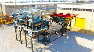 nova betonarna FABO TURBOMIX-120 MOBILE CONCRETE PLANT READY IN STOCK