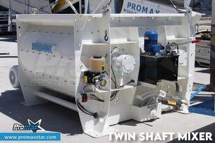 nova betonarna PROMAX 2 m3 /3 m3 TWIN SHAFT MIXER