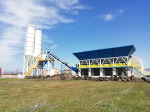 nova betonarna PROMAX Compact Concrete Batching Plant PROMAX C60-SNG LINE(60m³/h)