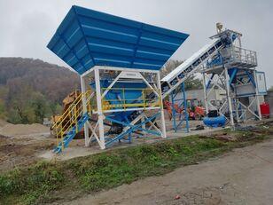 nova betonarna PROMAX Impianto di Betonaggio Compatto PROMAX C60-SNG-PLUS (60m³/h)