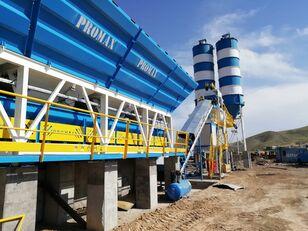 nova betonarna PROMAX Impianto di betonaggio compatto PROMAX C100-TWN-LINE (100m³ / h)