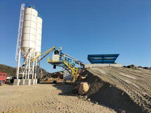 nova betonarna PROMAX Mobile Concrete Batching Plant PROMAX M60-SNG (60m3/h)