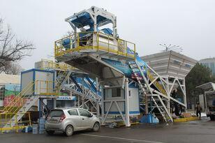 nova betonarna PROMAX محطة خلط الخرسانة المتنقلة PROMAX M100-TWN (100m / h)