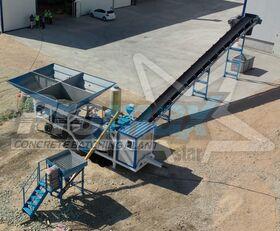 nova betonarna PROMAX Мобильный бетонный завод М35-ПЛНТ (35 м³/ч)