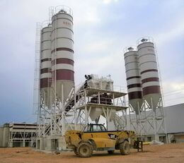 nova betonarna SEMIX STATIONARY CONCRETE BATCHING PLANTS 200