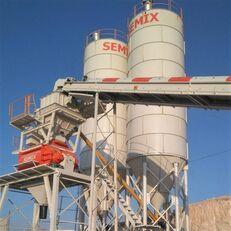 nova betonarna SEMIX Stationary 130 STATIONARY CONCRETE BATCHING PLANTS 130m³/h