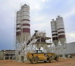 nova betonarna SEMIX Stationary 200 STATIONARY CONCRETE BATCHING PLANTS 200m³/h