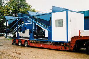 nova betonarna SUMAB Mobile K-80. EASY TO TRANSPORT!