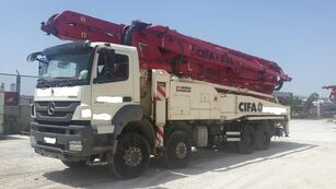 betonska črpalka CIFA K52L XLRZ