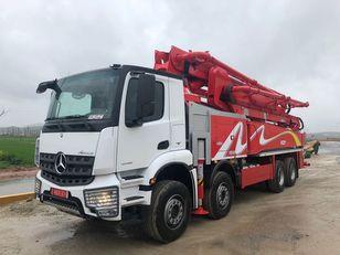 nova betonska črpalka KCP 46m - AROCS 4143 8x4/4 - Mercedes-Benz - NUEVO -