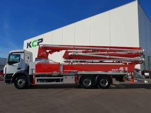 nova betonska črpalka KCP KCP41ZX5150