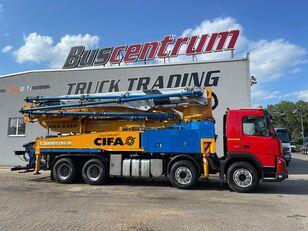 betonska črpalka Cifa  na šasiji VOLVO FM X 460 8x4 CIFA K 45H Carbotech / German Truck