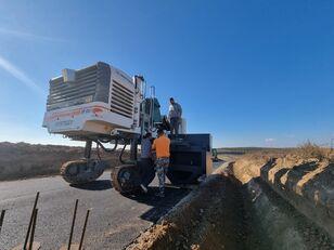 betonski finišer WIRTGEN SP 25i