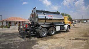 nova cisterna za brizganje emulzije MAZ MARINI sprayFALT автогудронатор 4 м3
