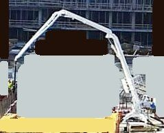 dvižna roka za mešalec betona BETONSTAR BSD 18 3R