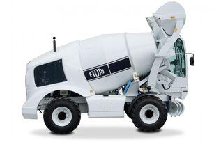 nov mešalec betona FIORI BB X 25