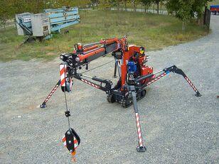 mini žerjav Kegiom 380-E4 SPIDER