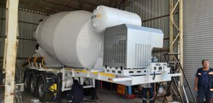 nova polprikolica za mešalec betona EXPOTRAILER 12 M3