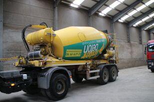 polprikolica za mešalec betona LIEBHERR BETON MIXER HTM 1004 ZA - 10 M³