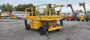škarjasta dvižna ploščad HAULOTTE H12SX - 12m, 4x4, diesel