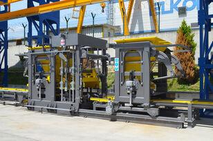 nov stroj za betonske bloke ELKON ELKOBLOCK-36S FULLY AUTOMATIC SINGLE LAYER Concrete Block Machin
