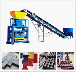 nov stroj za betonske bloke ITK CHINA 10000
