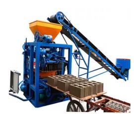 nov stroj za betonske bloke SINOWAY QT4-24
