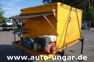 stroj za popravilo razpok v asfaltu OLETTO 2m³ Thermo Asphalt Container Hot Box H02 wie A.T.C. / HMB
