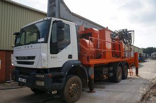 vrtalni stroj DANDO Watertec 40 1,000m depth supplied with service truck