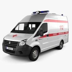 nov reševalno vozilo GAZ B TYPE GAZelle NEXT AMBULANCE WİTH FULL EQUİPMENT