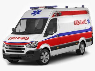 nov reševalno vozilo HYUNDAI H 350