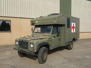 reševalno vozilo LAND ROVER Defender Wolf 130