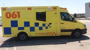 reševalno vozilo MERCEDES-BENZ SPRINTER 319