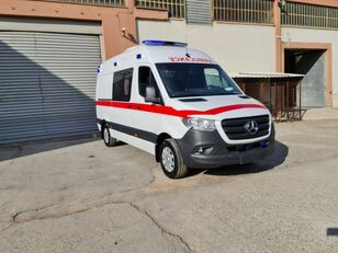 nov reševalno vozilo MERCEDES-BENZ TYPE A  AMBULANCE SPRINTER 317 CDI