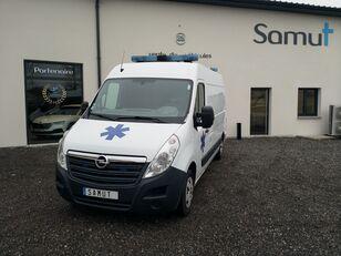 reševalno vozilo OPEL Movano