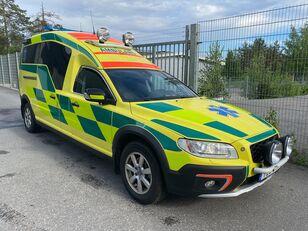 reševalno vozilo VOLVO Nilsson XC70 D5 AWD - AMBULANCE/Krankenwagen/Ambulanssi