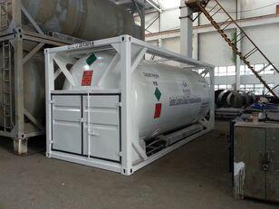 nov 20-čeveljski kontejner cisterna GOFA ICC-20