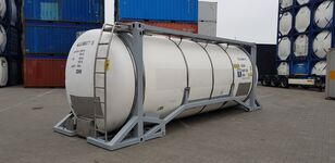 20-čeveljski kontejner cisterna KLAESER Танк-контейнер 20 футовый 26 м. куб