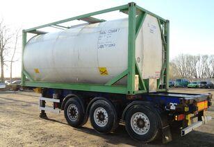 20-čeveljski kontejner cisterna SCHMITZ CARGOBULL SP27