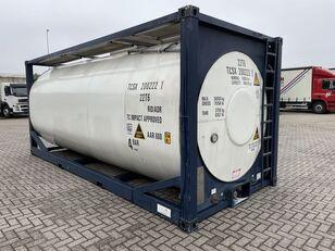 30-čeveljski kontejner cisterna TRENCOR 30m3