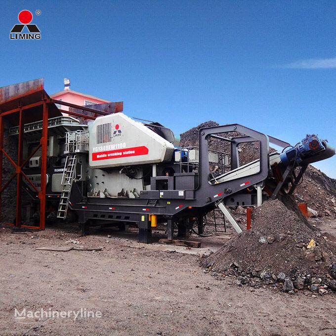 nov drobilec kamenja Liming 250tph Quarry Basalt Crushing Plant Stone Crusher