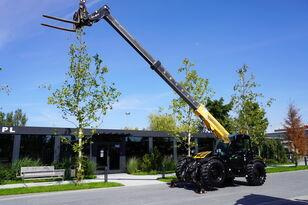 teleskopski viličar HAULOTTE HTL 4010, 1000 MTH! 4x4x4, supports, 10m - 4.000 kg